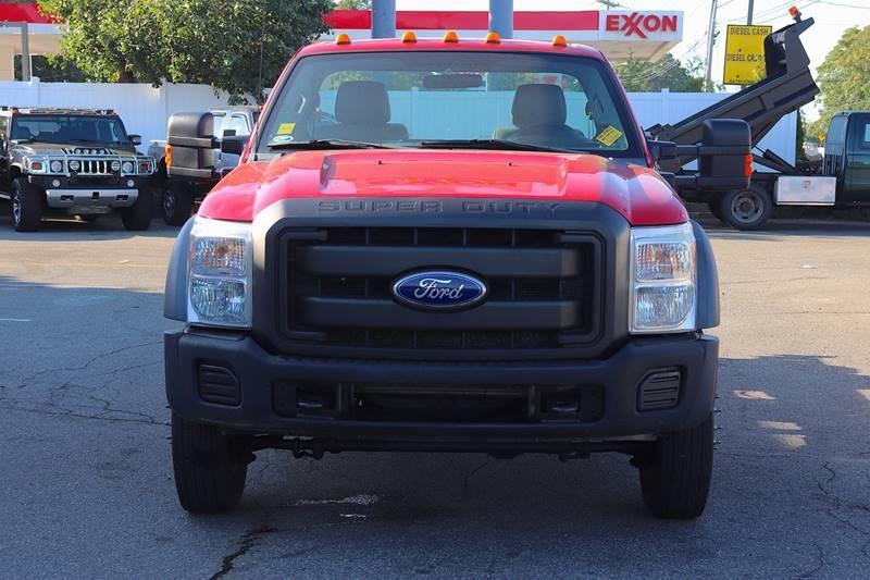 2011 FORD F-550 South Amboy NJ 08879