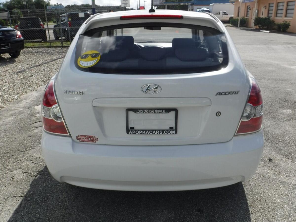 2008 HYUNDAI ACCENT Apopka FL  32703