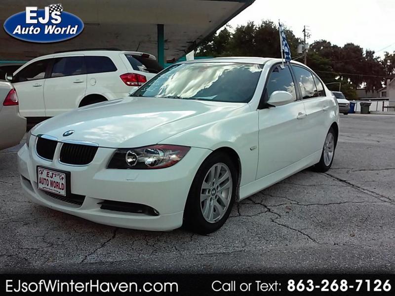 2007 BMW 3-SERIES Winter Haven FL 33881