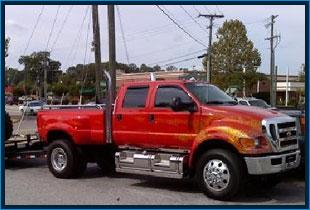 0 Ford F650