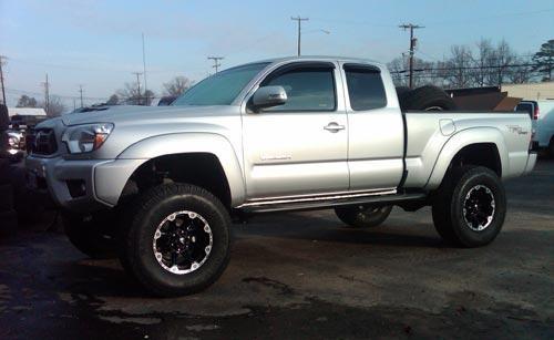 0 Toyota Tacoma