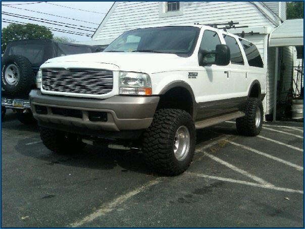 0 Ford Excursion