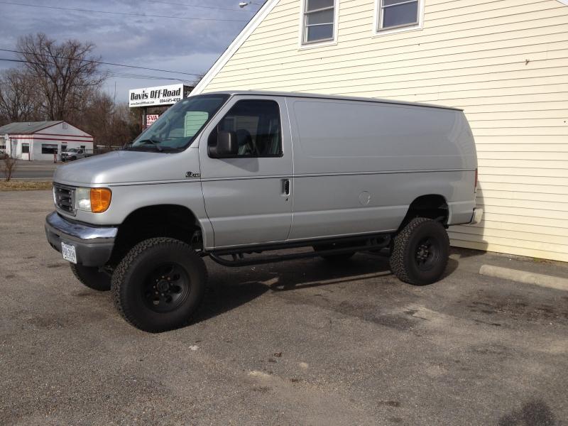 0 Ford Van