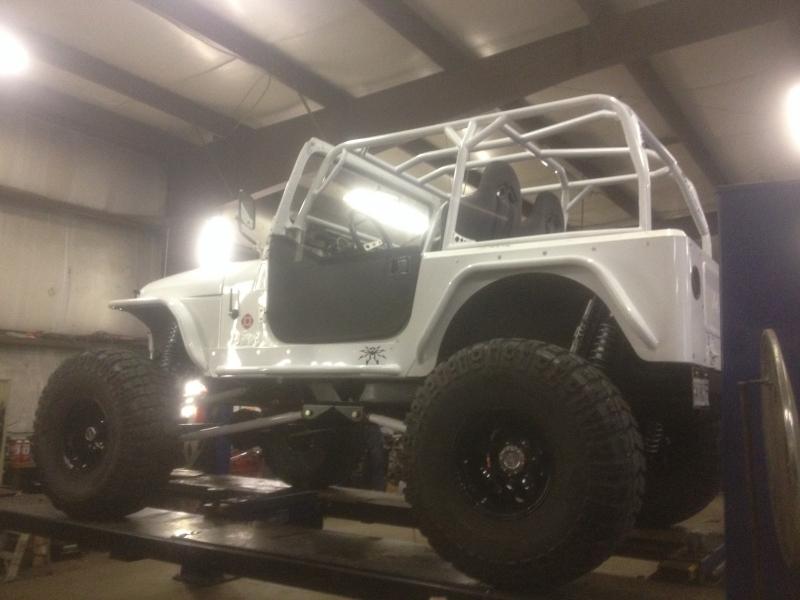 0 Jeep CJ