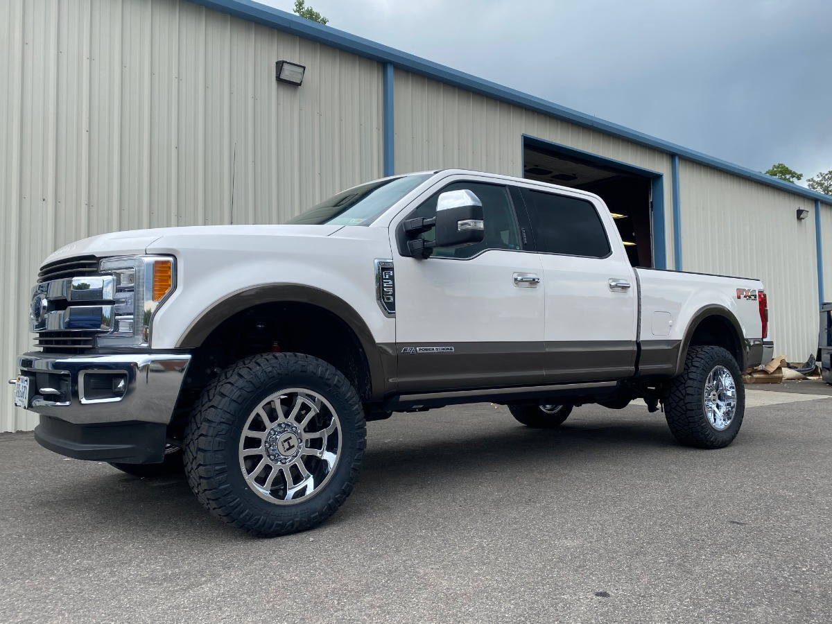 2018 Ford F250