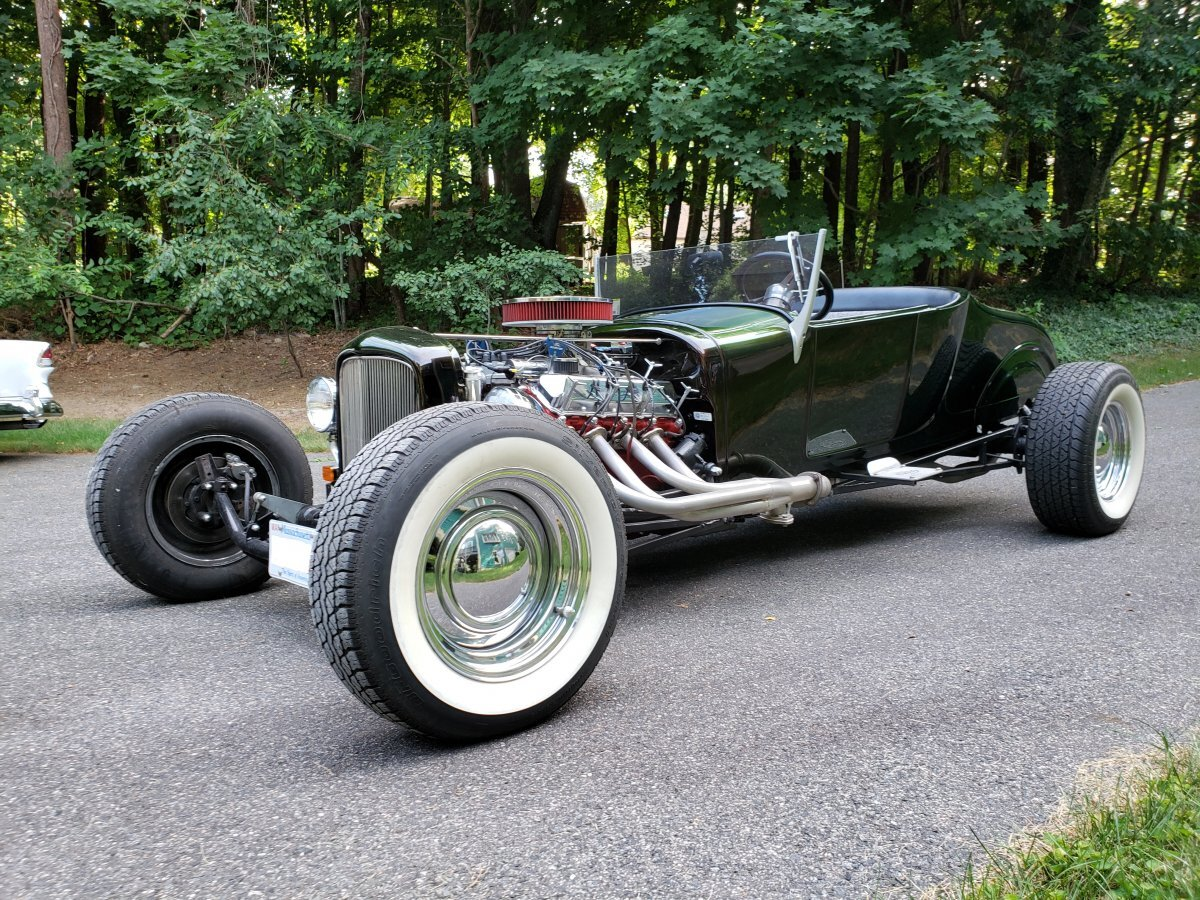 1927 Ford Roadster Low Boy