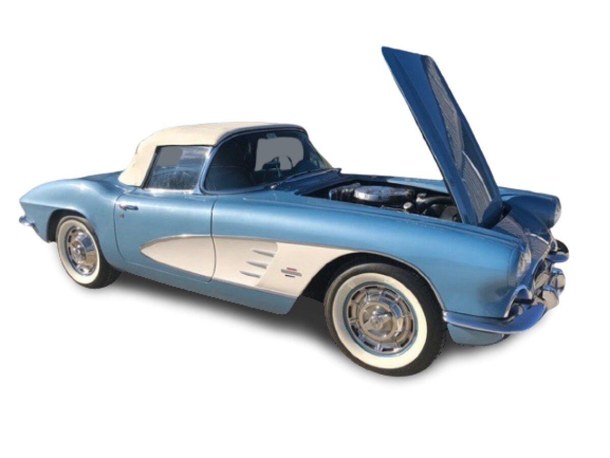 1961 Chevrolet Corvette Convertible for sale in Lake Hiawatha, NJ