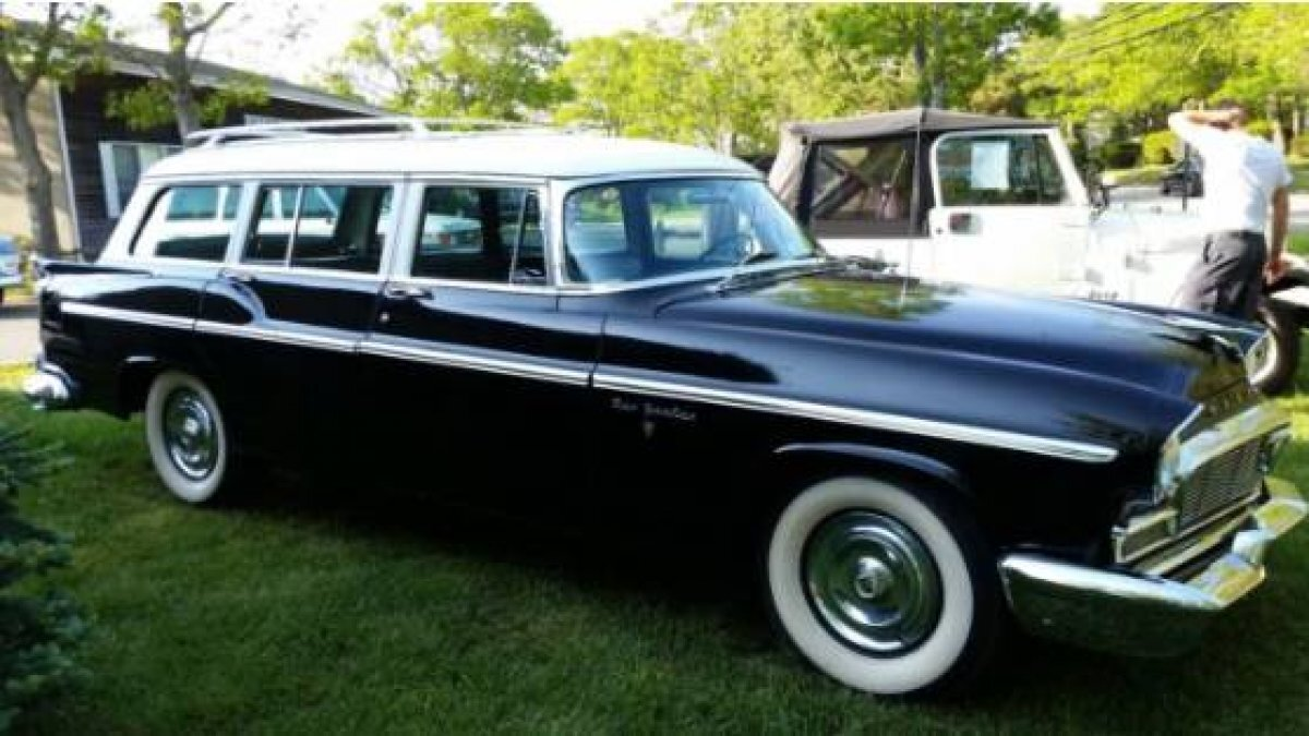 1956 Chrysler New Yorker Town & Country Wagon for sale in Lake Hiawatha, NJ