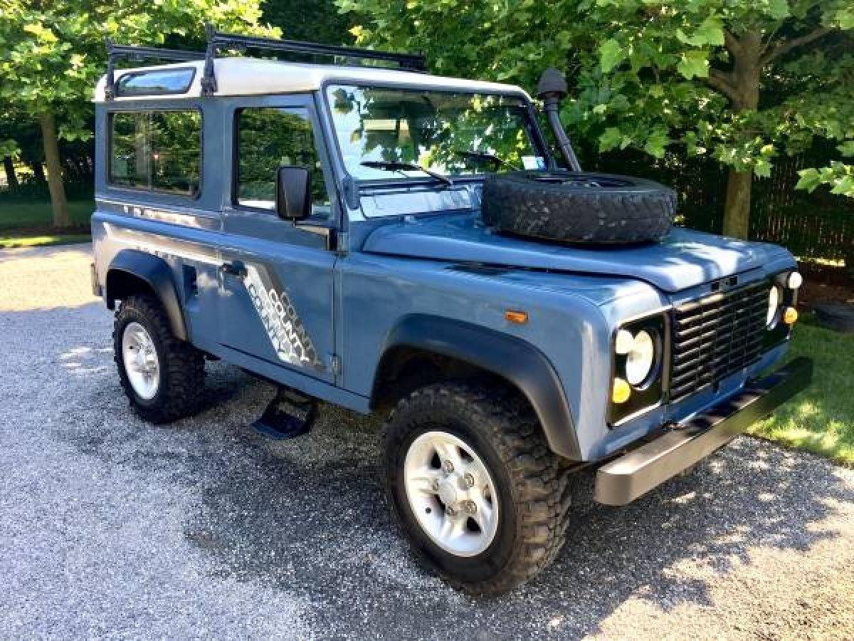 1990 Land Rover Defender Turbo Diesel