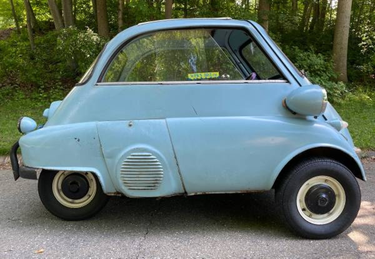 1957 BMW Isetta 300 for sale in Lake Hiawatha, NJ