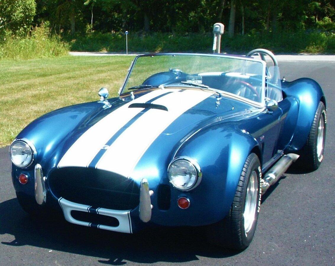 1965 Shelby-American Cobra-Replica
