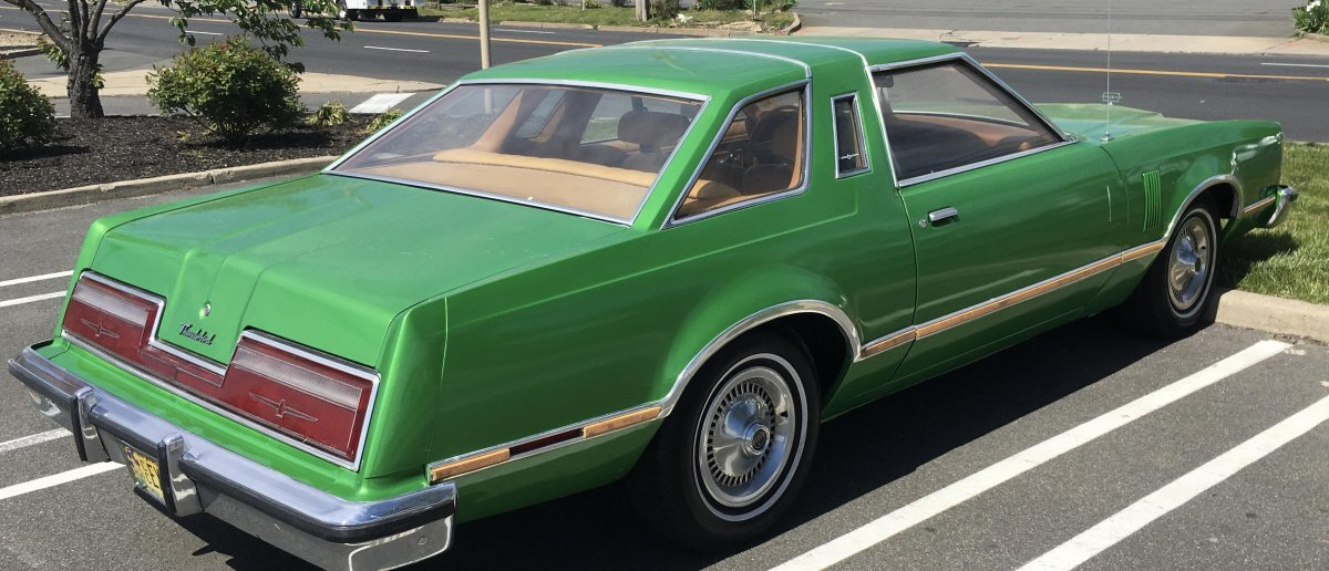 1978 Ford Thunderbird