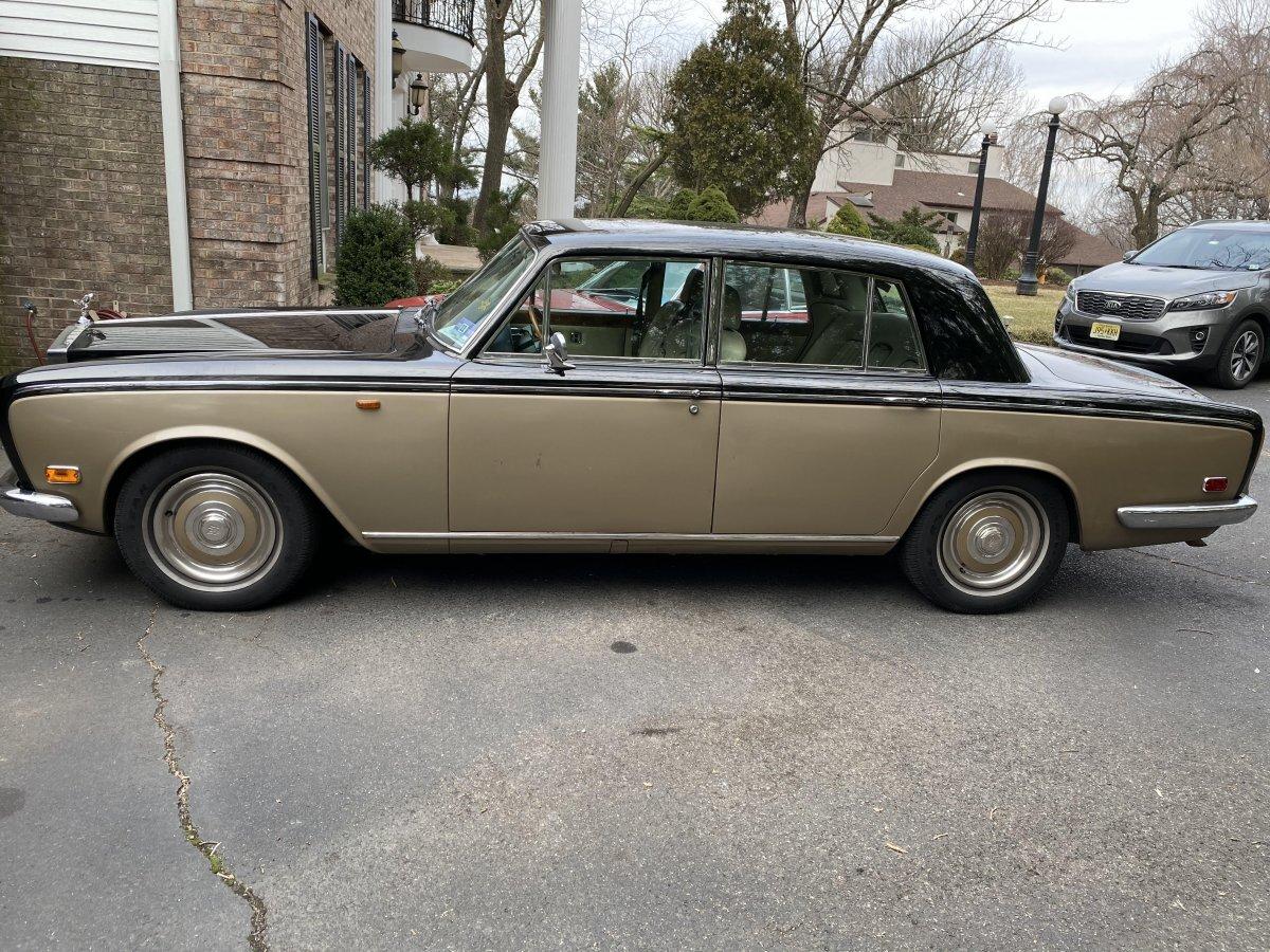 1970 Rolls Royce Silver Shadow for sale in Lake Hiawatha, NJ