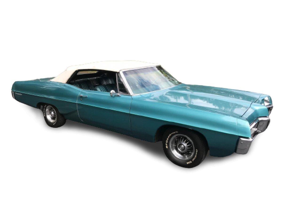 1967 Pontiac Bonneville Convertible for sale in Lake Hiawatha, NJ