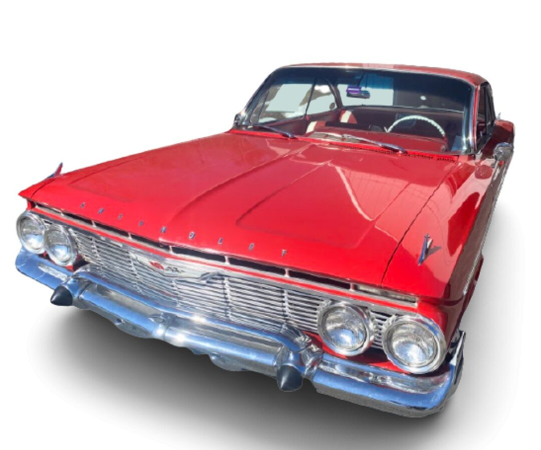 1961 Chevrolet Impala SS Sport Coupe for sale in Hanover, MA