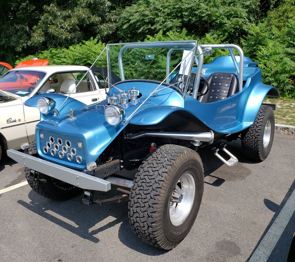 1974 Jeep CJ5 Custom Dune Buggy