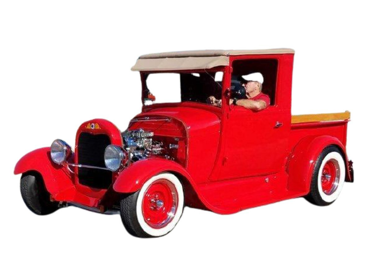 1928 Ford MODEL A PICKUP Custom Hot Rod