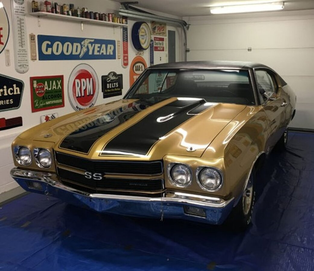 1970 Chevrolet Chevelle SS 396 for sale in Lake Hiawatha, NJ
