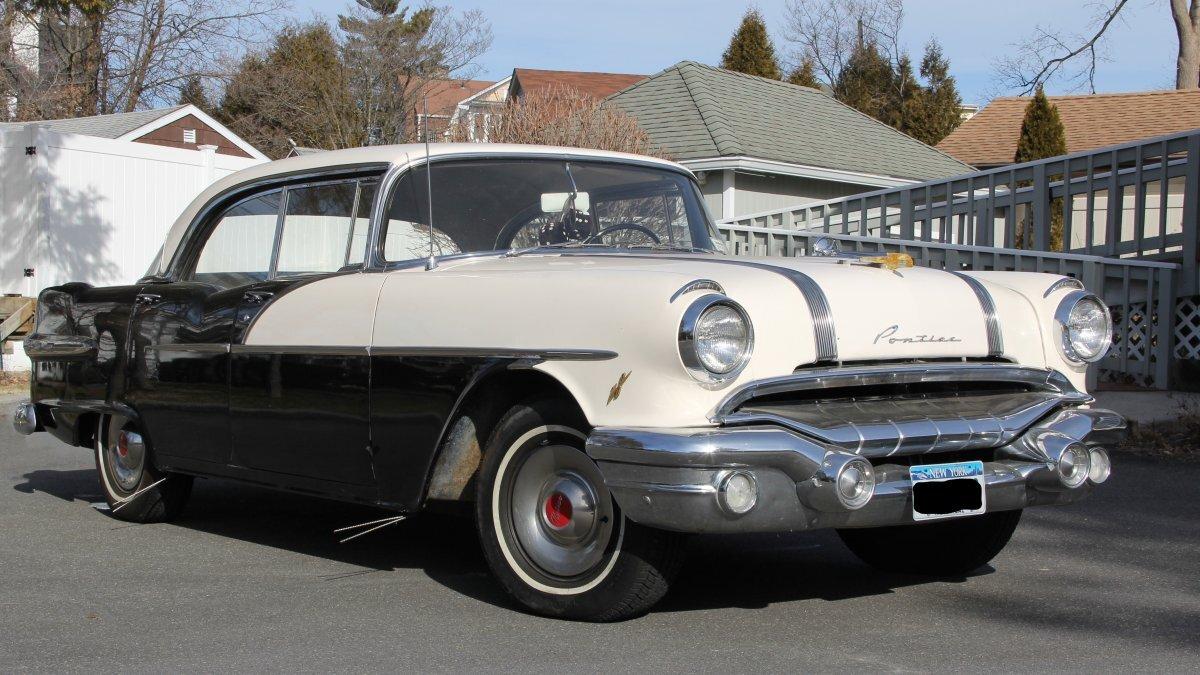 1956 Pontiac Chieftain for sale in Lake Hiawatha, NJ