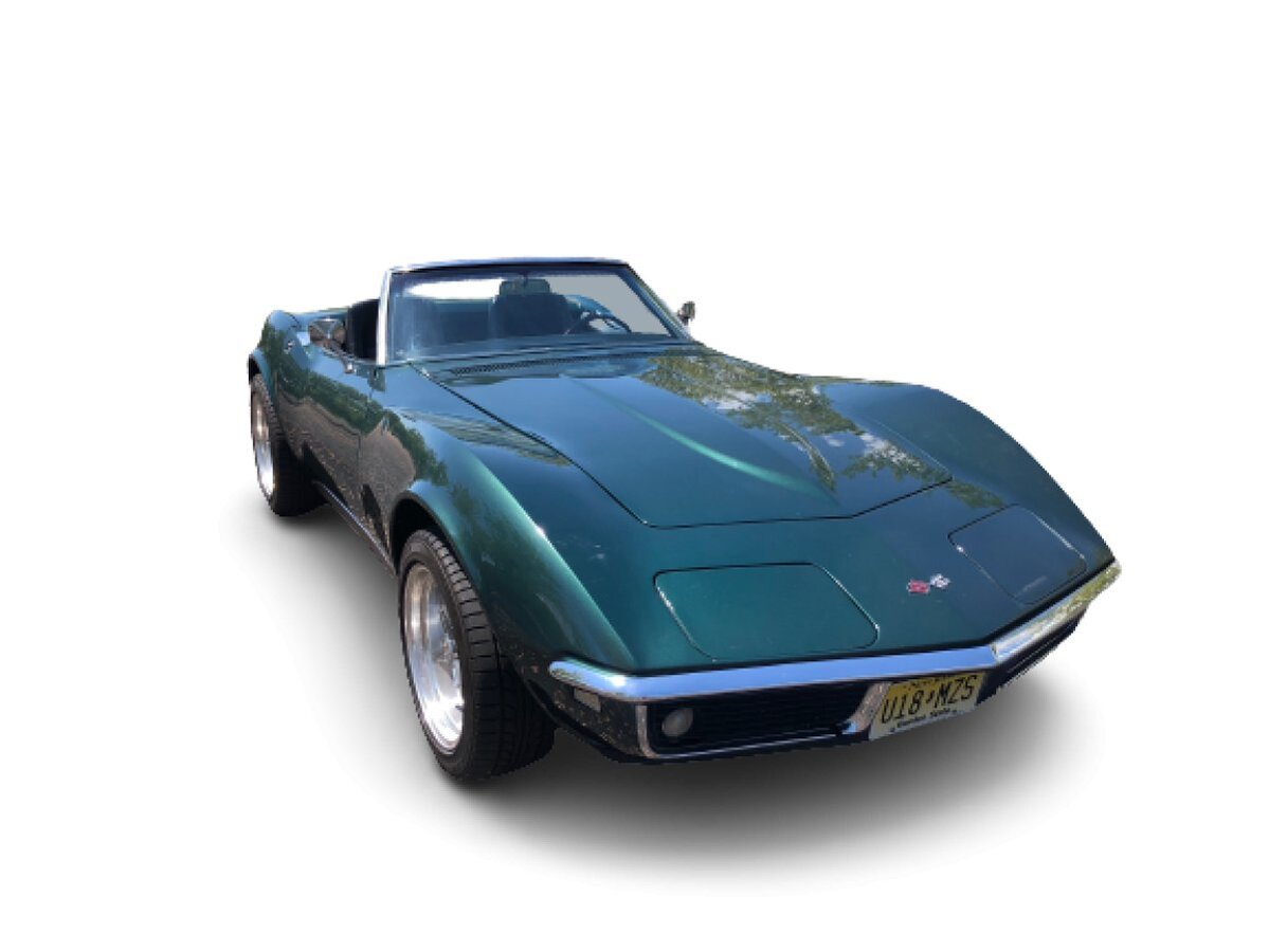 1968 Chevrolet Corvette Convertible for sale in Lake Hiawatha, NJ