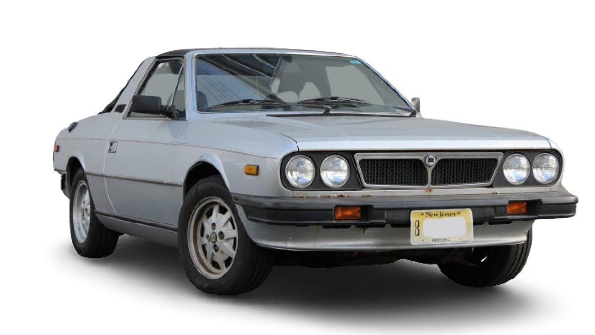 1982 Lancia Beta Zagato