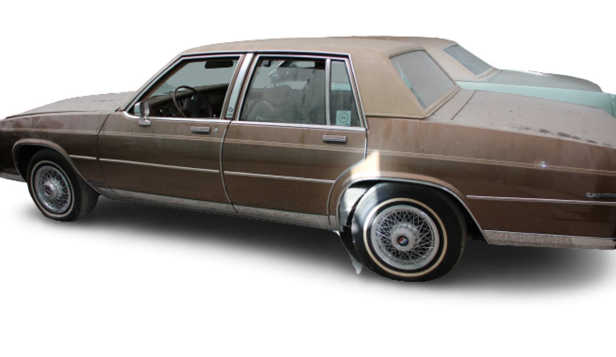1985 Buick LeSabre Limited Edition