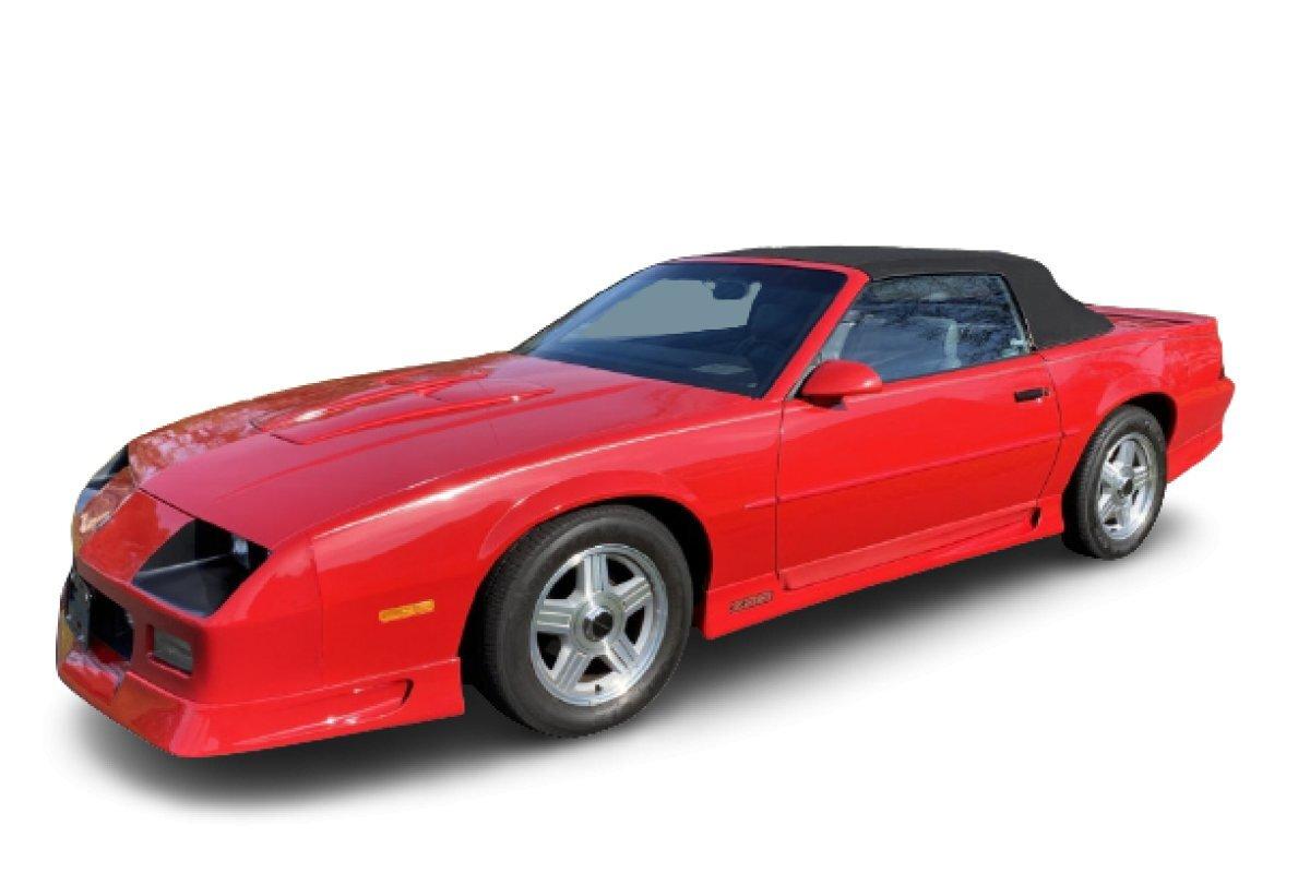1991 Chevrolet Camaro Z28 Convertible