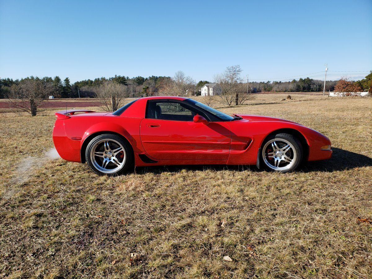 1999 Chevrolet Corvette Custom Hardtop for sale in Hanover, MA