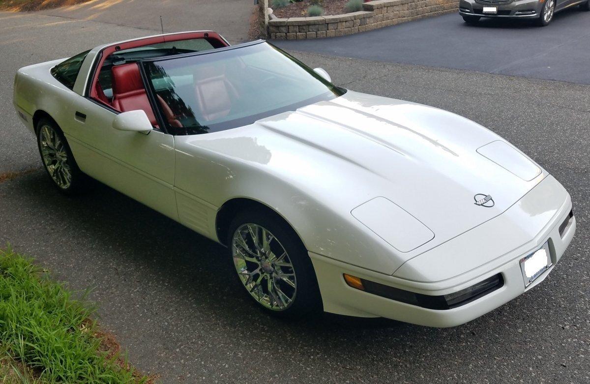 1992 Chevrolet Corvette for sale in Hanover, MA