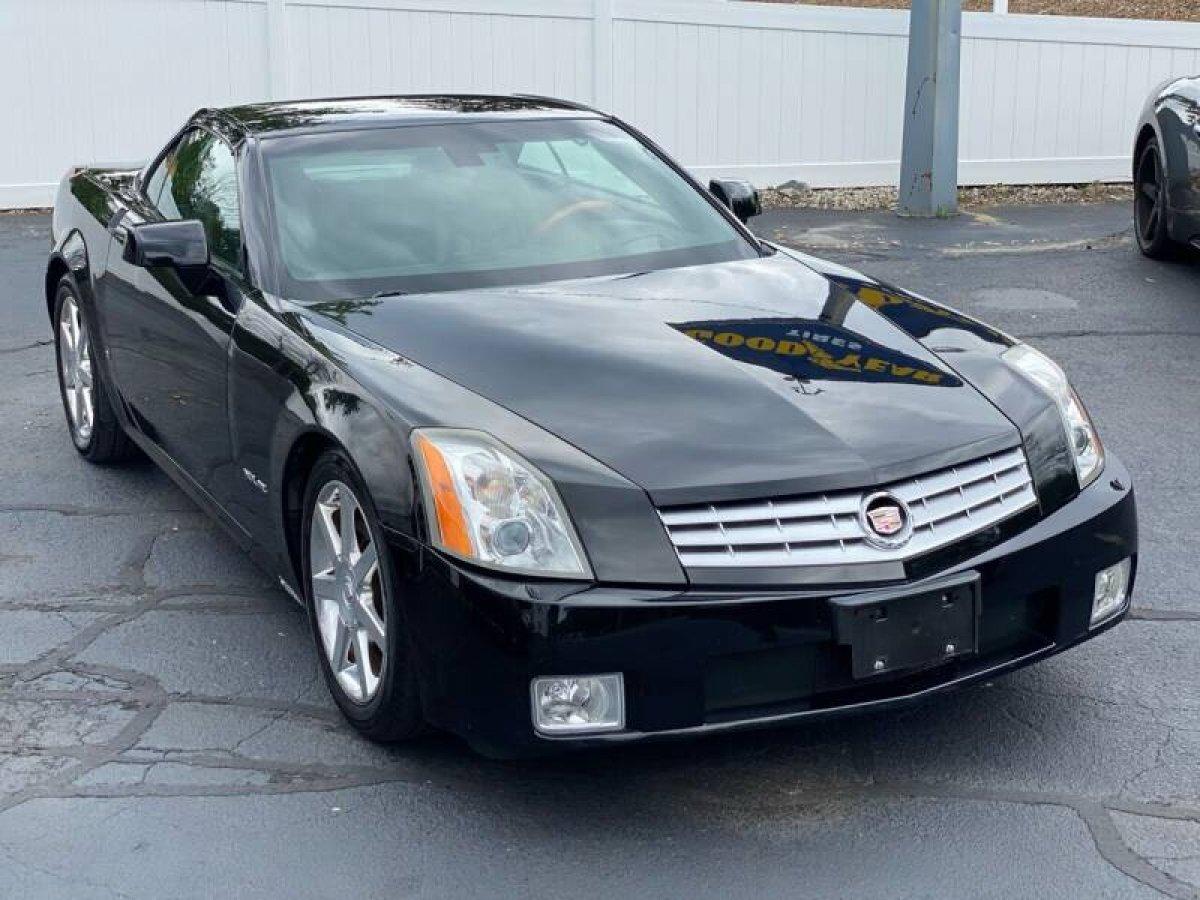 2006 Cadillac XLR Star Black Limited Edition