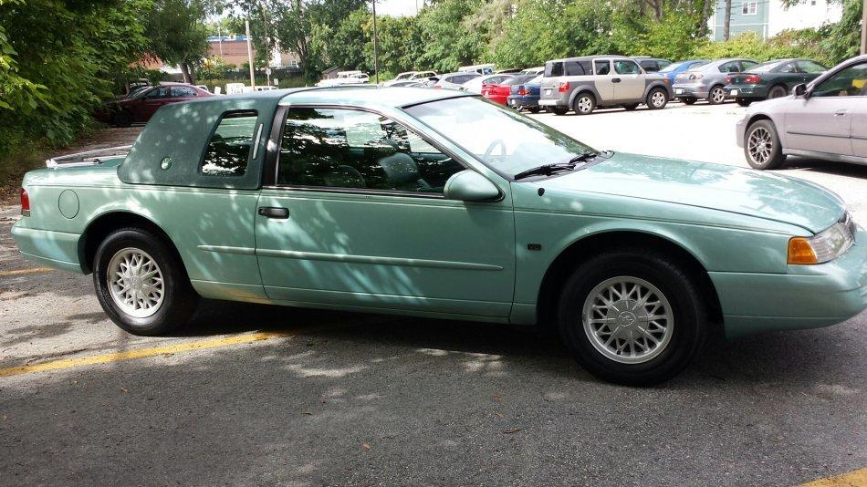 1994 Mercury Cougar XR-7 Bostonian Edition