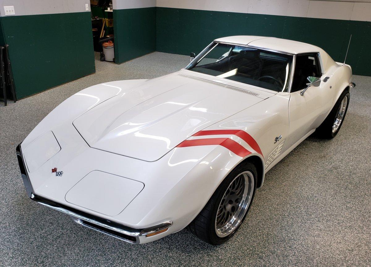 1972 Chevrolet Corvette Custom Restomod