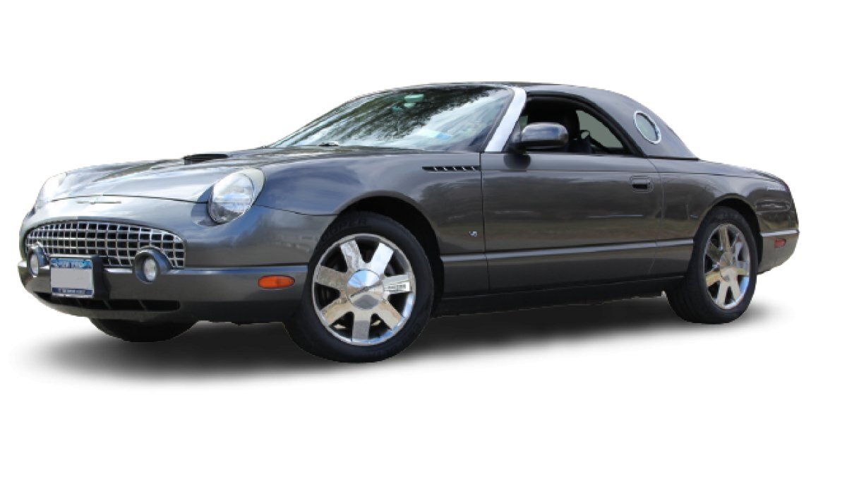 2003 Ford Thunderbird Convertible for sale in Lake Hiawatha, NJ