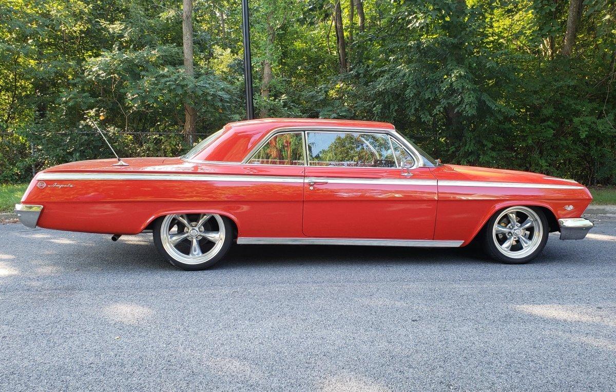 1962 Chevrolet Impala SS Custom
