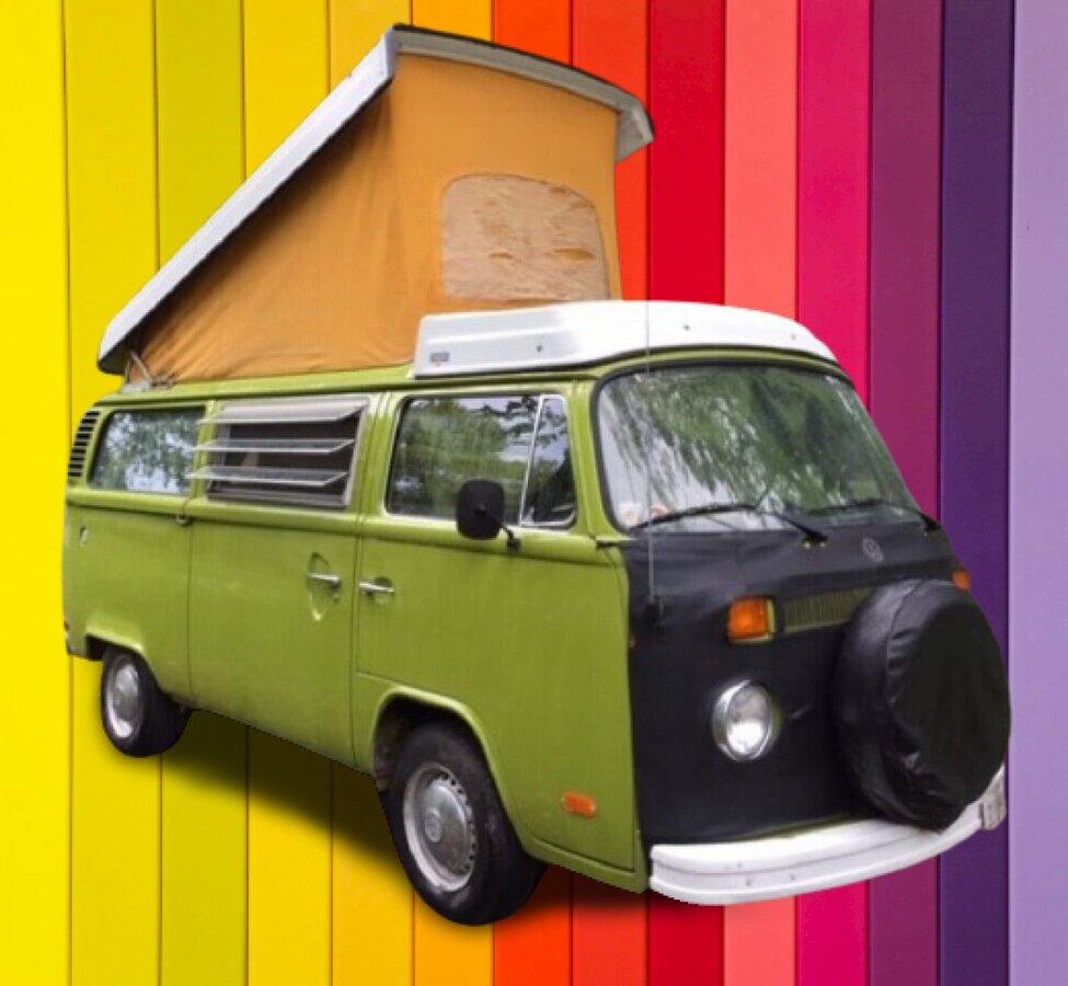 1976 Volkswagen Westfalia Camper Campmobile