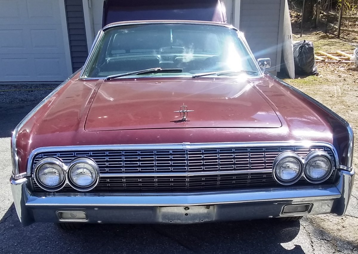 1962 Lincoln Continental for sale in Worcester, MA