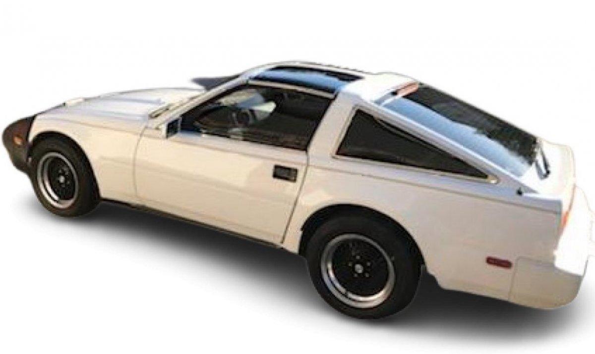 1987 Nissan 300 ZX