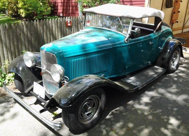 1932 Ford ROADSTER Coupe for sale in Hanover, MA