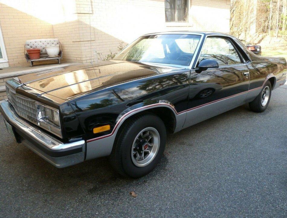 1986 Chevrolet El Camino for sale in Hanover, MA