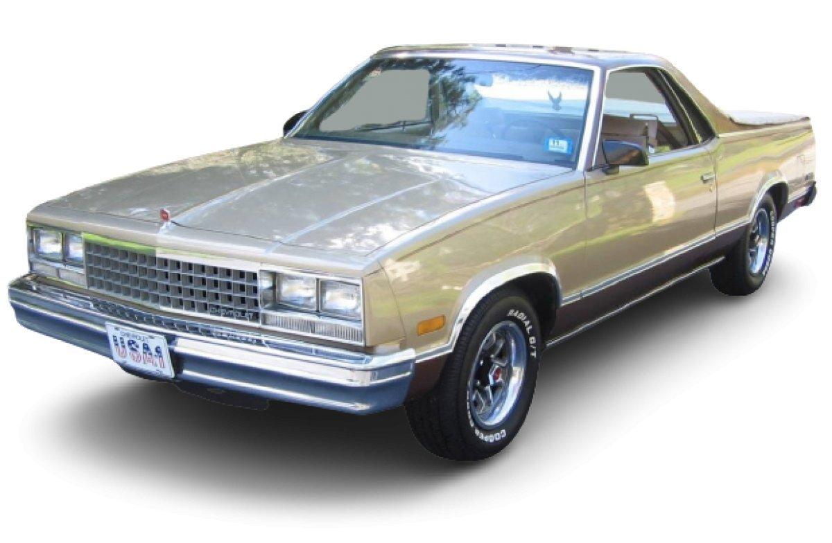 1986 Chevrolet El Camino Conquista