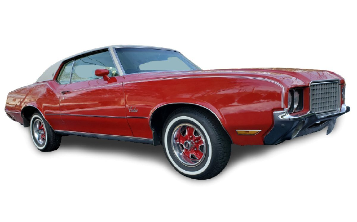 1972 Oldsmobile Cutlass Supreme Coupe for sale in Hanover, MA