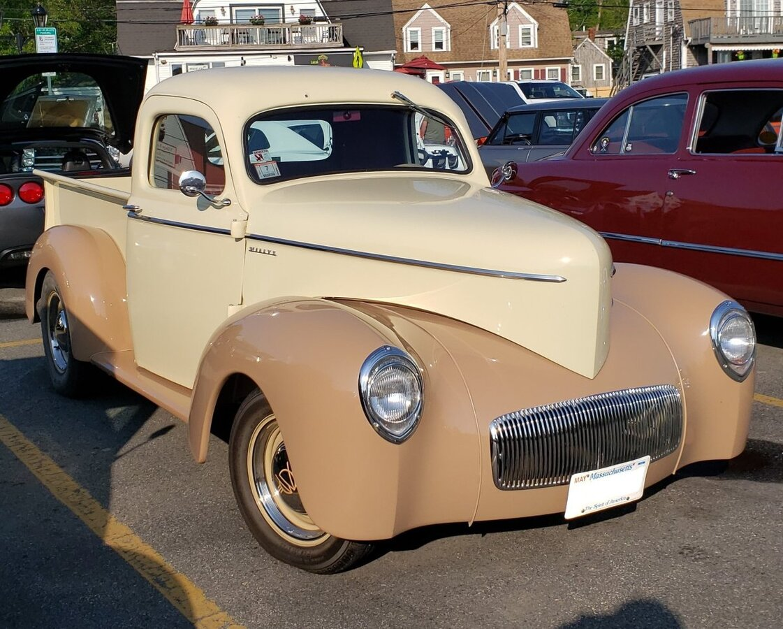 1942 Willys Pickup Custom for sale in Hanover, MA