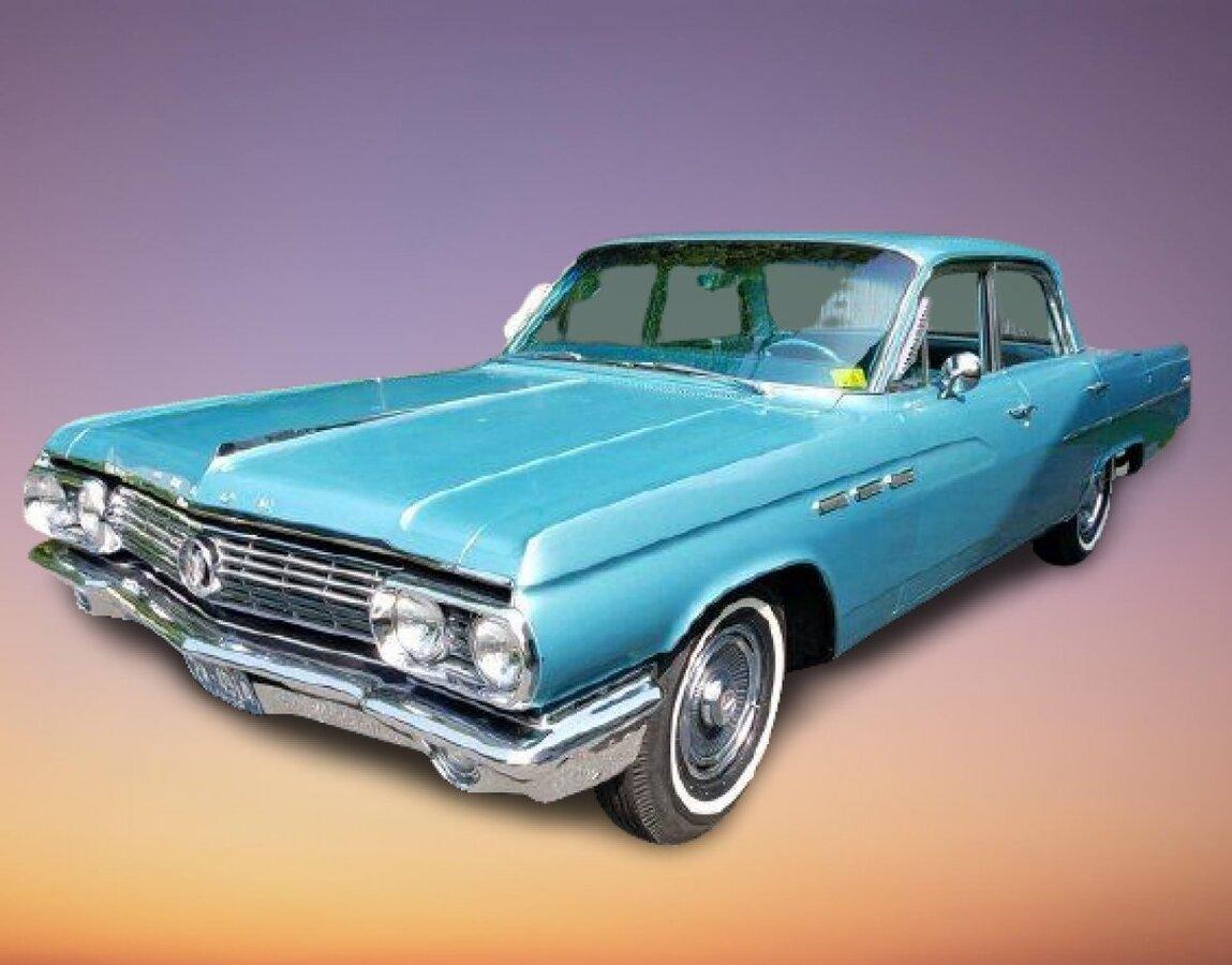 1963 Buick LESABRE 4 Door Sedan