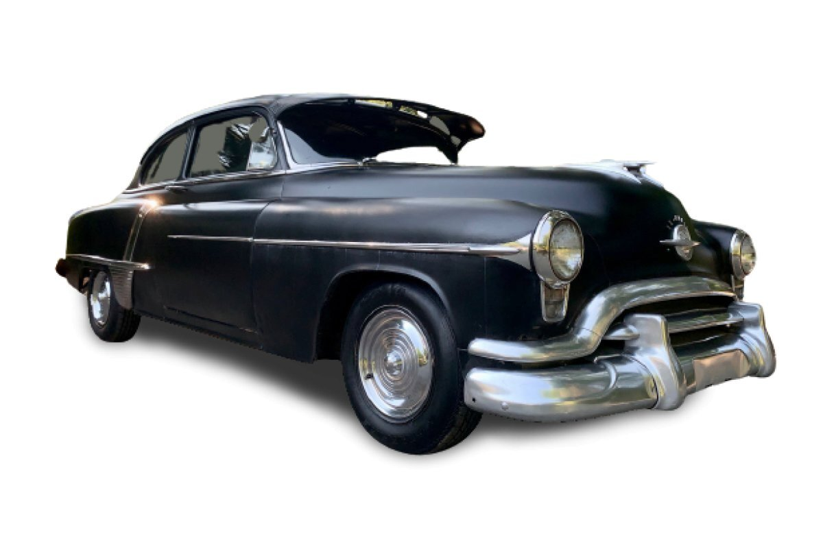 1951 Oldsmobile Rocket 88 Deluxe