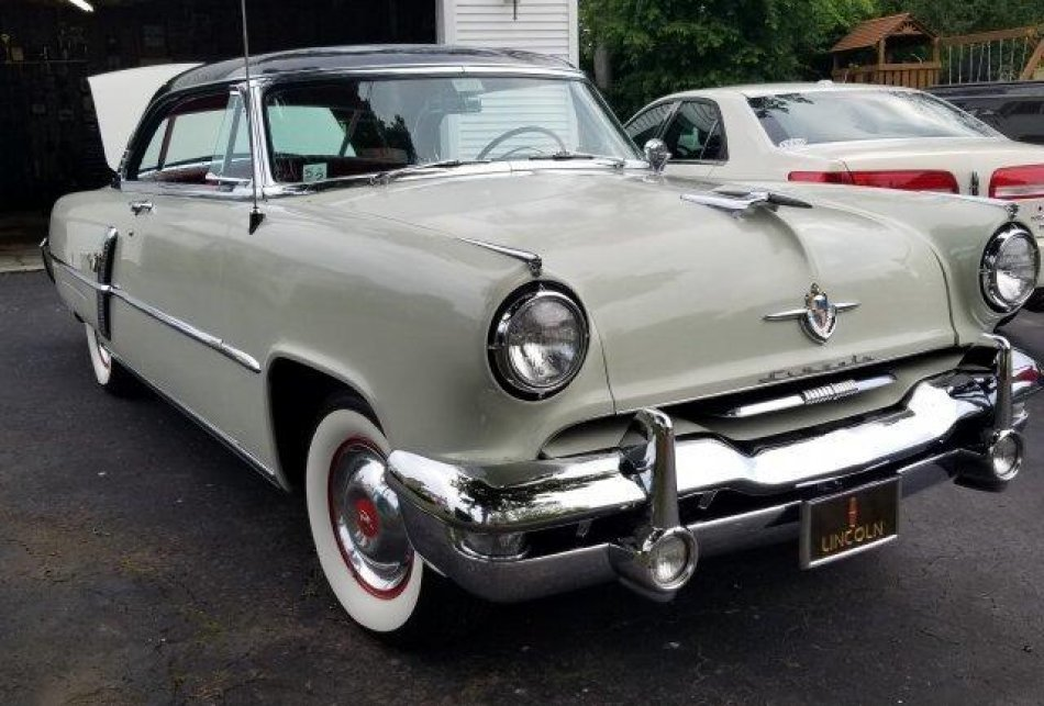 1952 Lincoln Capri 2 Door for sale in Hanover, MA