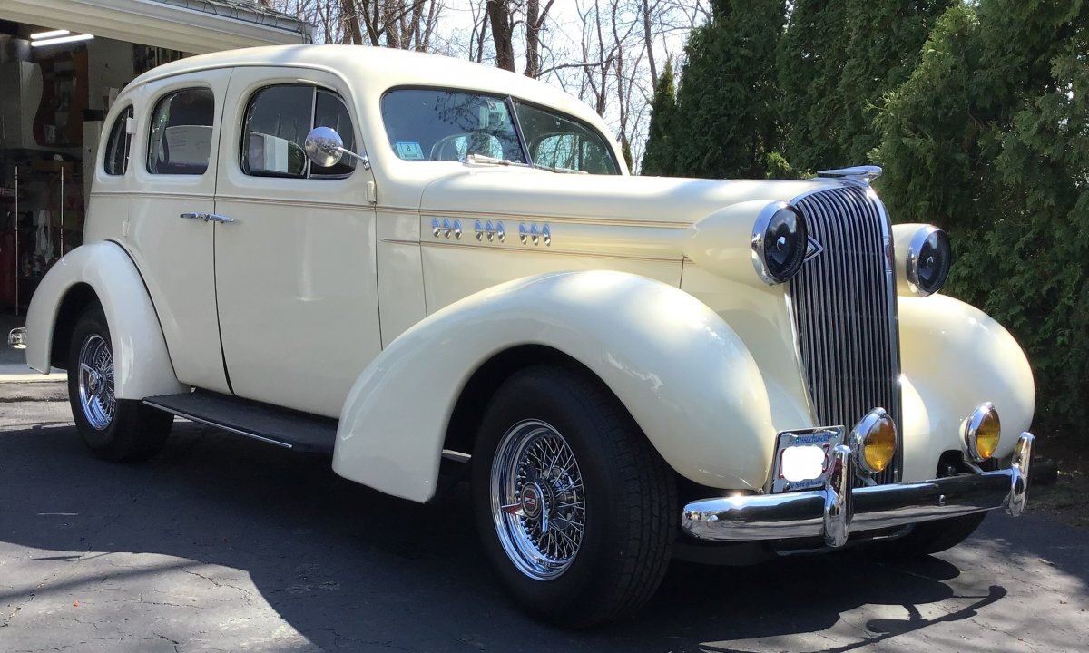 1936 Oldsmobile Touring Sedan for sale in Worcester, MA
