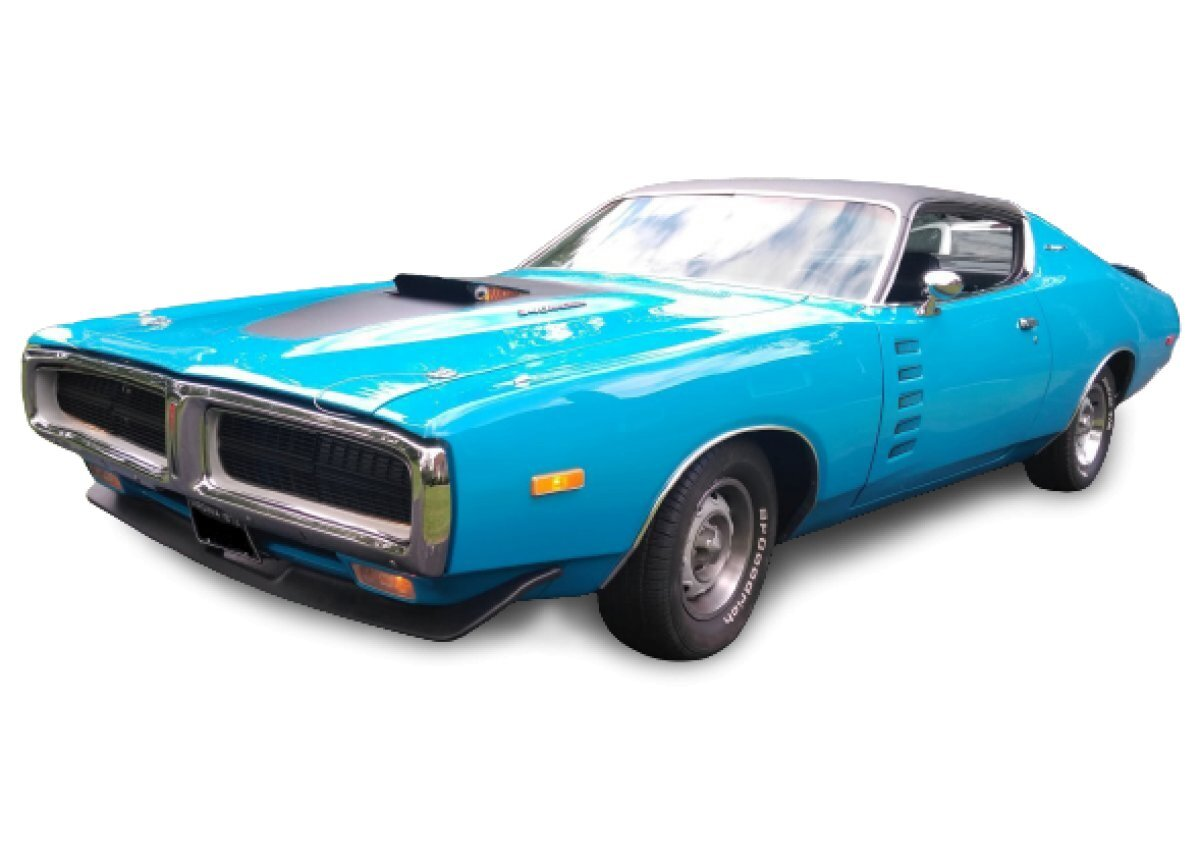 1972 Dodge Charger Rallye Edition