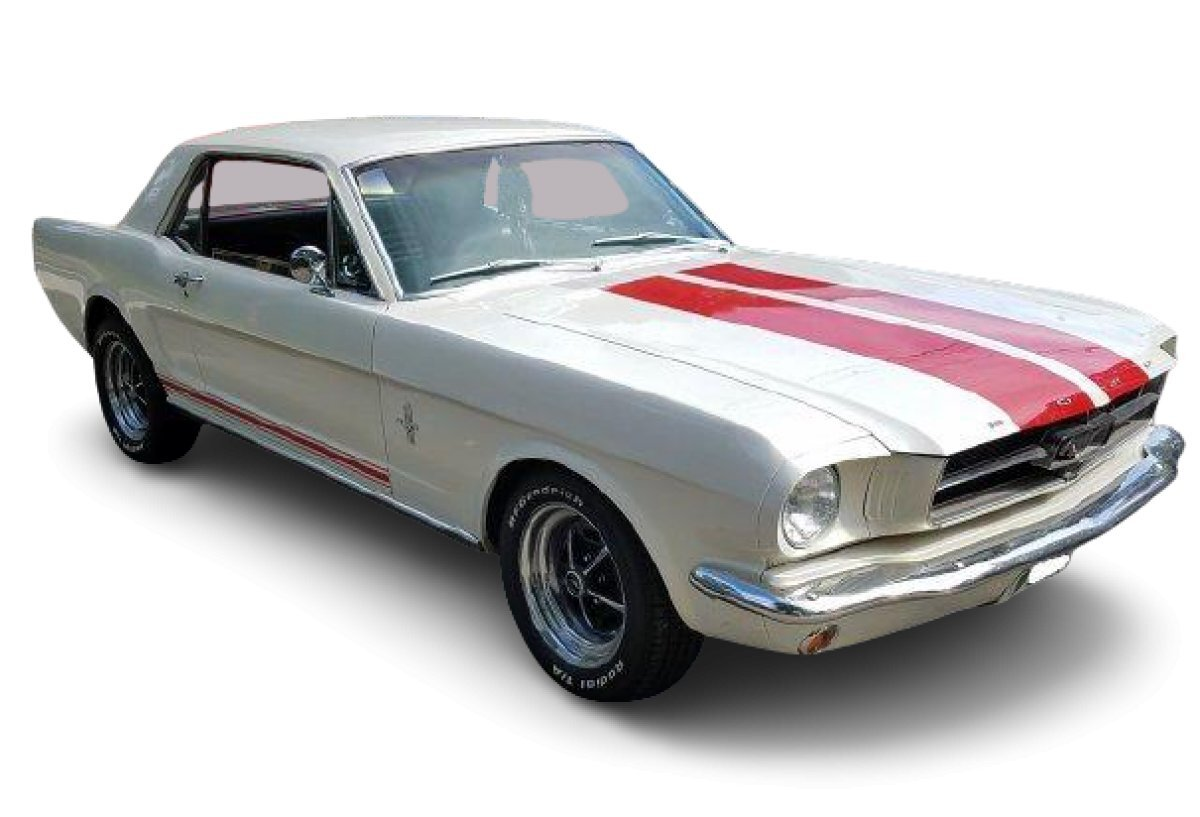 1964 Ford MUSTANG Coupe for sale in Hanover, MA