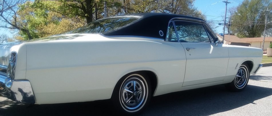 1967 Ford Galaxie 500 XL 2 Door Hardtop Coupe