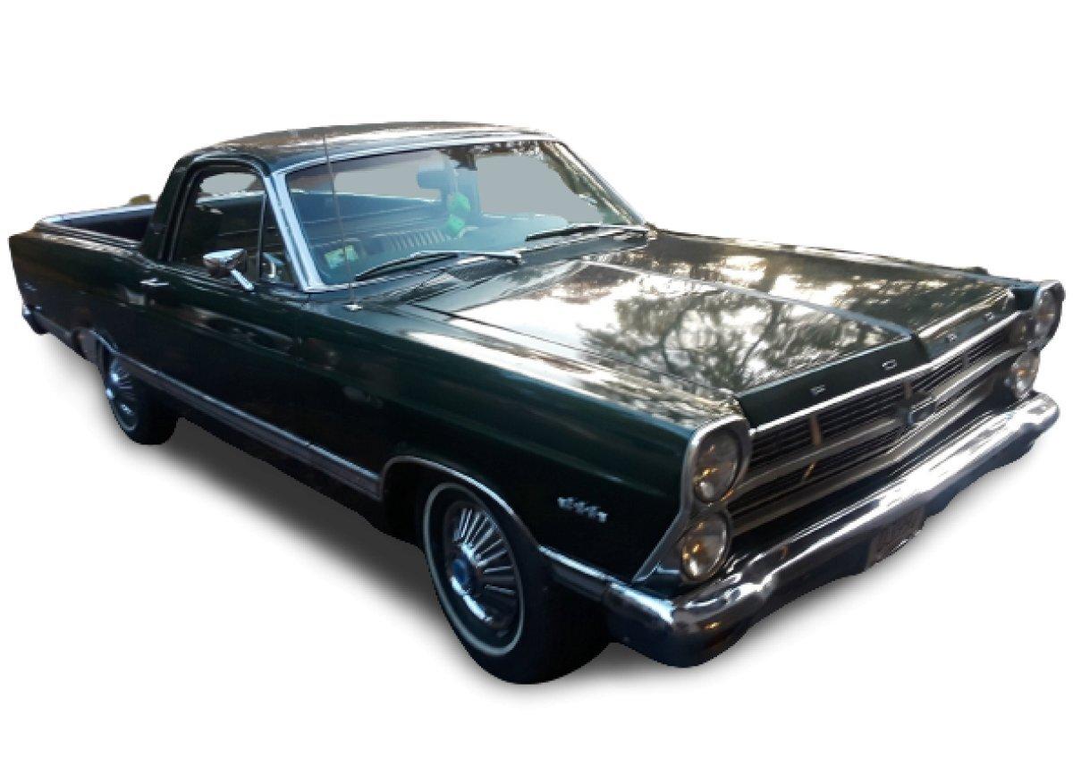 1967 Ford Ranchero 500